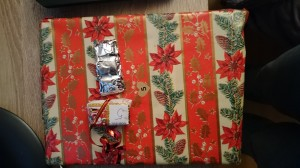 Stooor pakke, det er da ikke jul enda?