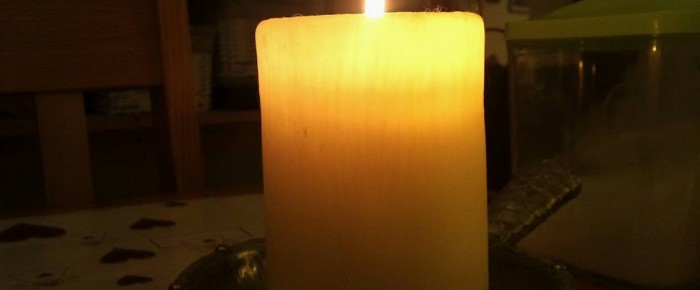 Tenn et lys
